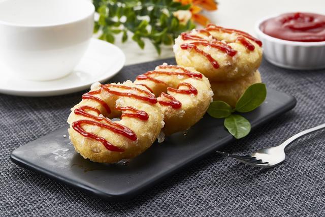 中国人自己的甜甜圈震撼来袭!